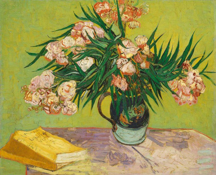 Malkurs: Blumen malen lernen bei Mina Gampel