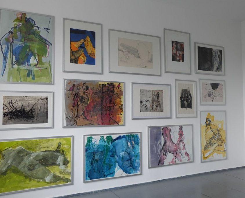 Ausstellung Manfred Bodenhöfer