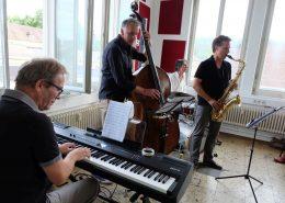 Konzert: Jochen Volle Jazz-Quartett