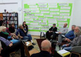 Kunstschule Kunstakademie Esslingen: Podiumsdiskussion