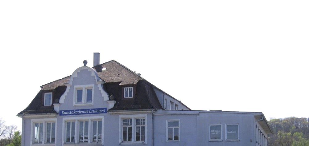 Kunstakademie Esslingen Fassade