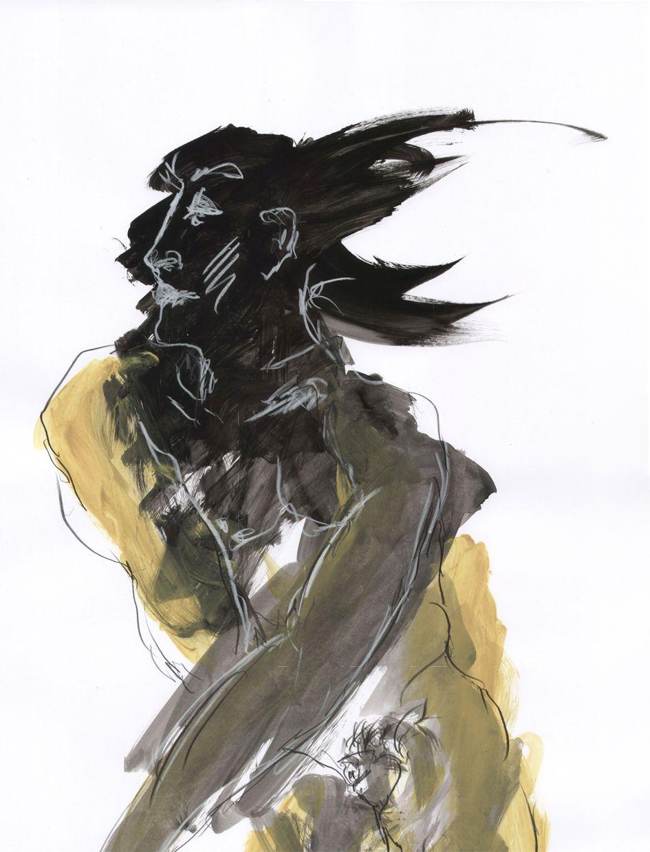 Zeichenkurs mit Giovanni Kohn: Kreativ mit Stift und Farbe