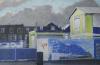 Beispiel, Ansicht von Delft, Ausschnitt, 100 x 65 px