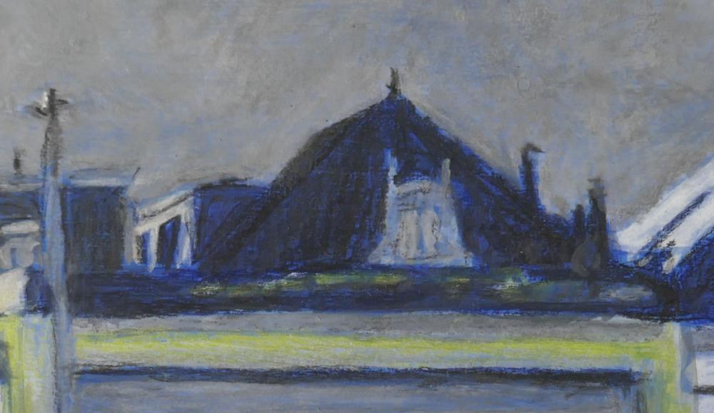 Beispiel, Ansicht von Delft Ausschnitt, Originalauflösung
