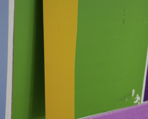 Farbfelder, Spiel mit dem Zufall 3