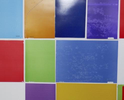 Farbfelder Spiel mit dem Zufall 7