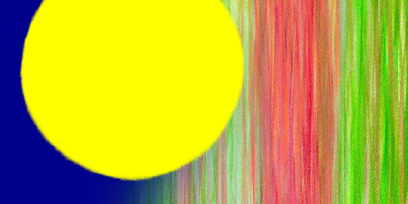 """Ausstellung Kornelia Pfütze und Anke Kreise, """"Farben"""""""
