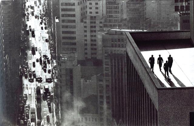 Schwarz-Weiss-Fotografie, Kurs, Yvonne Rudisch: Burri Sao Paulo